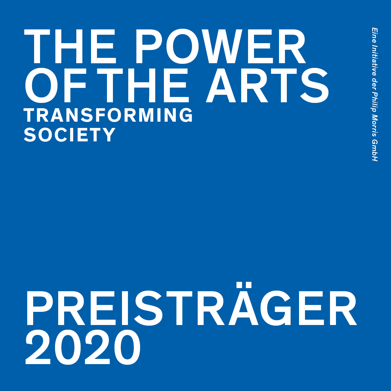 Power of the Arts Award 2020