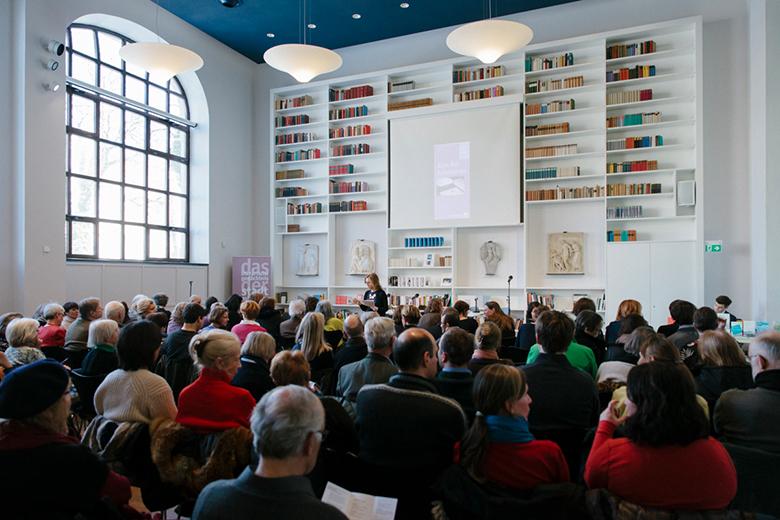 Die Monacensia im Hildebrandhaus beherbergt das Literaturarchiv der Stadt München sowie eine Forschungsbibliothek, viele Veranstaltungen finden dort statt.