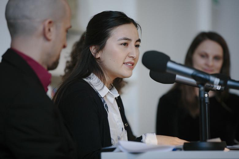 Suli Kurban ist Dokumentarfilmerin aus China und seit 15 Jahren in München.