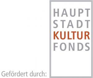 Logo Hauptstadt Kulturfonds