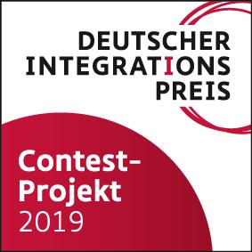 Deutscher Integrationspreis 2019 - WIR MACHEN DAS ist dabei!