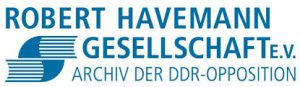 Logo Robert Havemann Gesellschaft